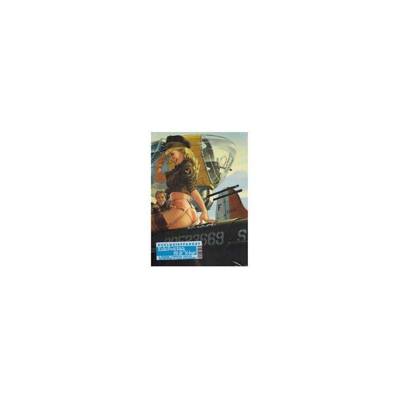 Edelweiss Luxe HC 03 verzamelaarspakket + Pin-up Wings +...