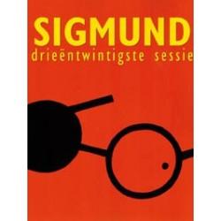 Sigmund 23 drieentwintigste sessie