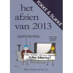 Fokke & Sukke Het afzien van 2013