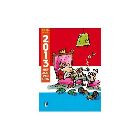 De Kort Het jaar van Hein 2013 1e druk