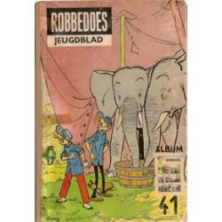 Robbedoes bundel 041 HC 640 t/m 652 1952