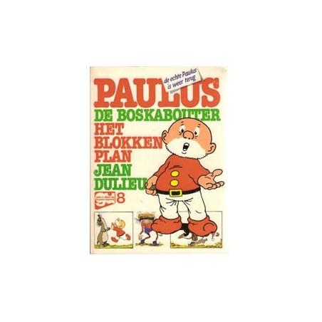 Paulus de Boskabouter set deel G01 t/m G03 1e drukken