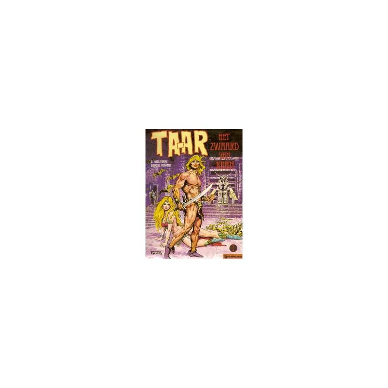 Ta-ar set deel 1 t/m 3 1e drukken 1980-1981