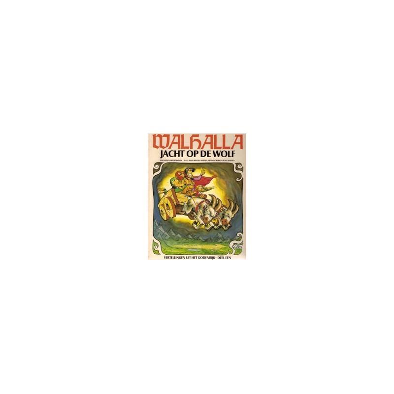 Walhalla set deel 1 t/m 3 1e drukken 1979-1982
