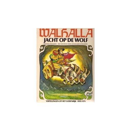 Walhalla<br>set deel 1 t/m 3<br>1e drukken 1979-1982