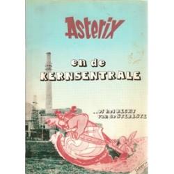 Asterix parodie De kernsentrale Recht v/d sterkste (tweerix)