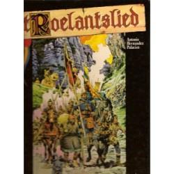 Roelantslied HC 1e druk 1981 gebruiksporen