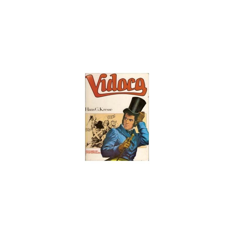 Vidocq HC Verzamelde stripverhalen 1e druk 1970