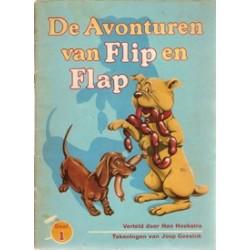 Flip en Flap 01 1e druk 1950