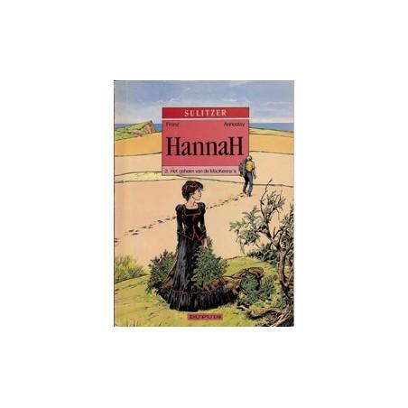 Hannah<br>02# Het geheim van de MacKenna's<br>1e druk 1992<br>(n
