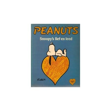 Peanuts 01 Snoopy's lief en leed 1e druk 1976