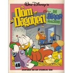 Oom Dagobert 48 De slaapmachine 1e druk 1992