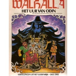 Walhalla<br>03 Het uur van Odin<br>1e druk 1982