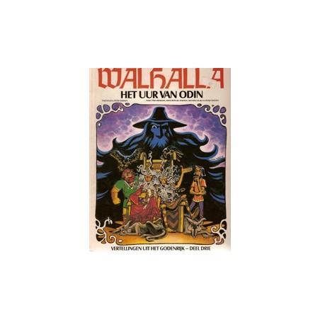 Walhalla 03 Het uur van Odin 1e druk 1982