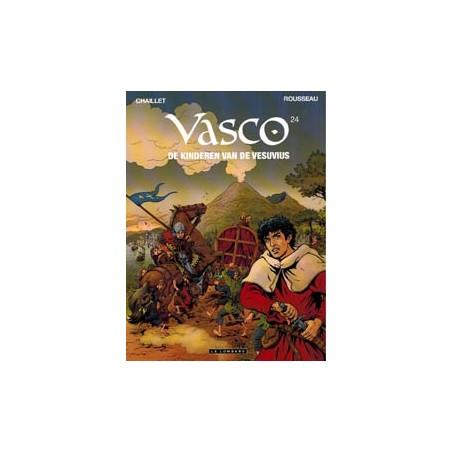 Vasco  24 De kinderen van de Vesuvius