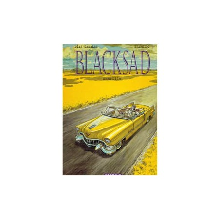 Blacksad 05<br>Amarillo