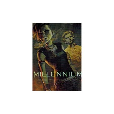 Millennium D02 Mannen die vrouwen haten II (Stieg Larsson)