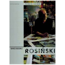 Rosinski monografie HC<br>Grzegorz Rosinski