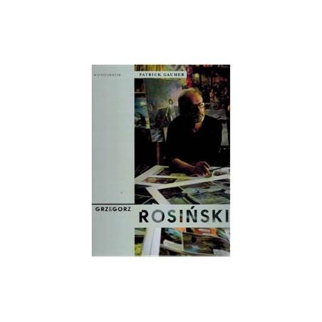 Rosinski  monografie HC Grzegorz Rosinski