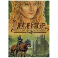 Legende D06 HC Het geheim van de Lamiae