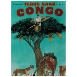 Hermann<br>Terug naar Congo HC
