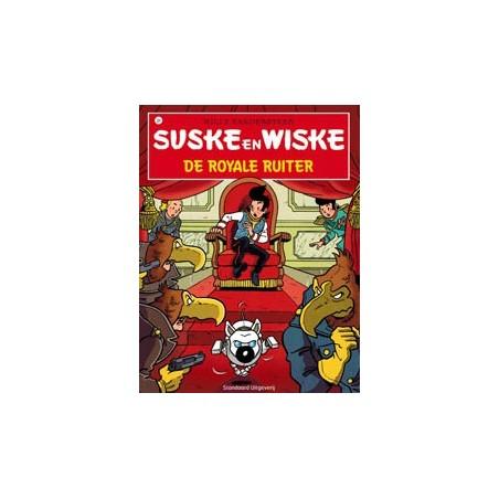 Suske & Wiske  324 De royale ruiter