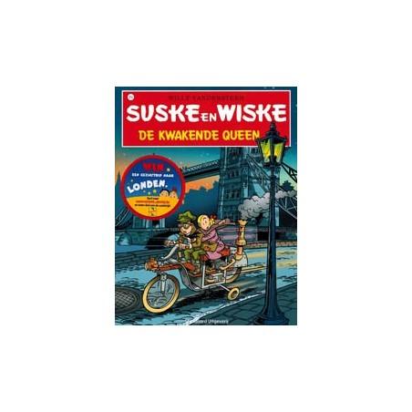 Suske & Wiske  313 De kwakende queen