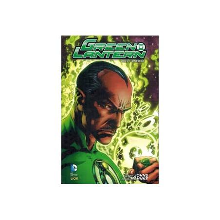 Green Lantern  NL 01 HC Sinestro