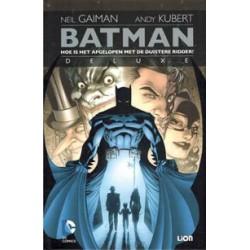 Batman NL<br>Hoe is het afgelopen met de duistere ridder? Deluxe