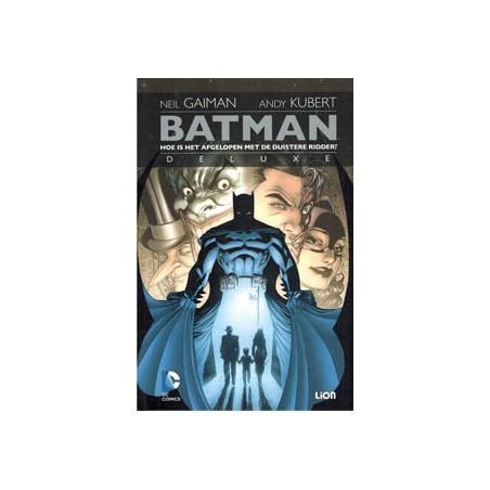 Batman  NL HC Hoe is het afgelopen met de duistere ridder? Deluxe