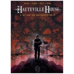 Hauteville House 09 HC<br>Het graf van aartsdiaken Frollo