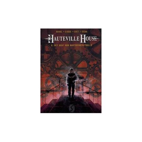 Hauteville House 09 HC Het graf van aartsdiaken Frollo