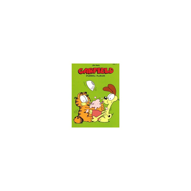 Garfield  Dubbel album 07