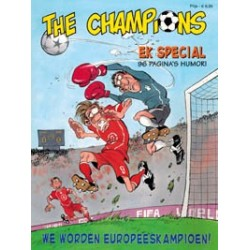 Champions EK Special<br>We worden Europees kamipeon!