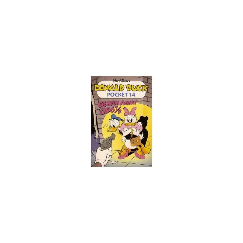 Donald Duck pocket 014 Geheim agent 006 1/2 1e druk 1993