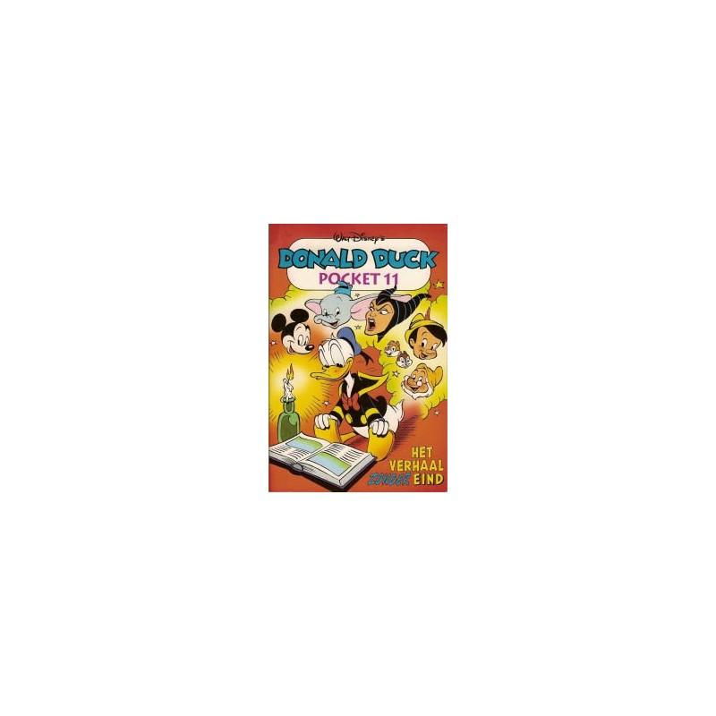Donald Duck pocket 011 Het verhaal zonder eind 1e druk
