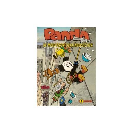 Panda<br>set deel 1 t/m 4<br>1e drukken 1984-1986