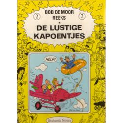 Bob de Moor reeks 02 De Lustige Kapoentjes HC 1e druk 1982