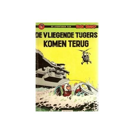 Buck Danny 26 De Vliegende Tijgers komen terug herdruk 1965