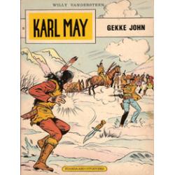 Karl May 33<br>Gekke John<br>herdruk