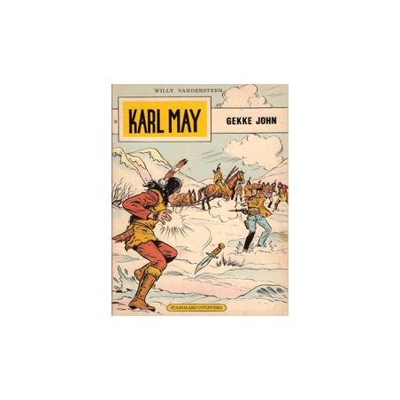 Karl May 33 Gekke John herdruk