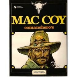 Mac Coy 05<br>Comanchero's<br>herdruk