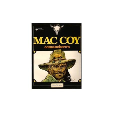 Mac Coy 05 Comanchero's herdruk
