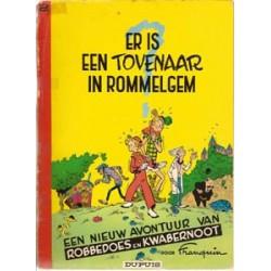 Robbedoes<br>02 Er is een tovenaar in Rommelgem<br>herdruk 1970