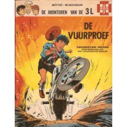 3L<br>De vuurproef<br>Favorietenreeks I 15<br>1e druk vdH 1968