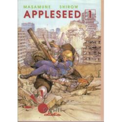Appleseed 01 De uitdaging van Prometheus 1e druk 1995