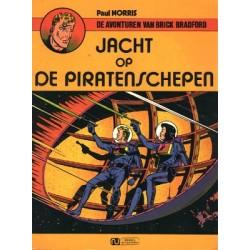 Brick Bradford 02 Jacht op de piratenschepen 1e druk 1974