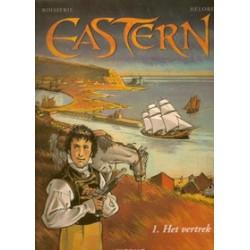 Eastern<br>01 Het vertrek<br>1e druk 2004