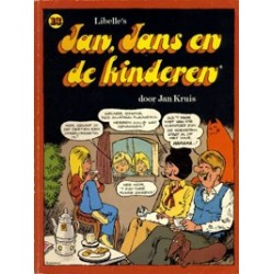 Jan, Jans en de kinderen<br>13 1e druk 1983 (cut-out cover)