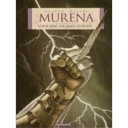 Murena 04 Voor hen die gaan sterven 1e druk 2002